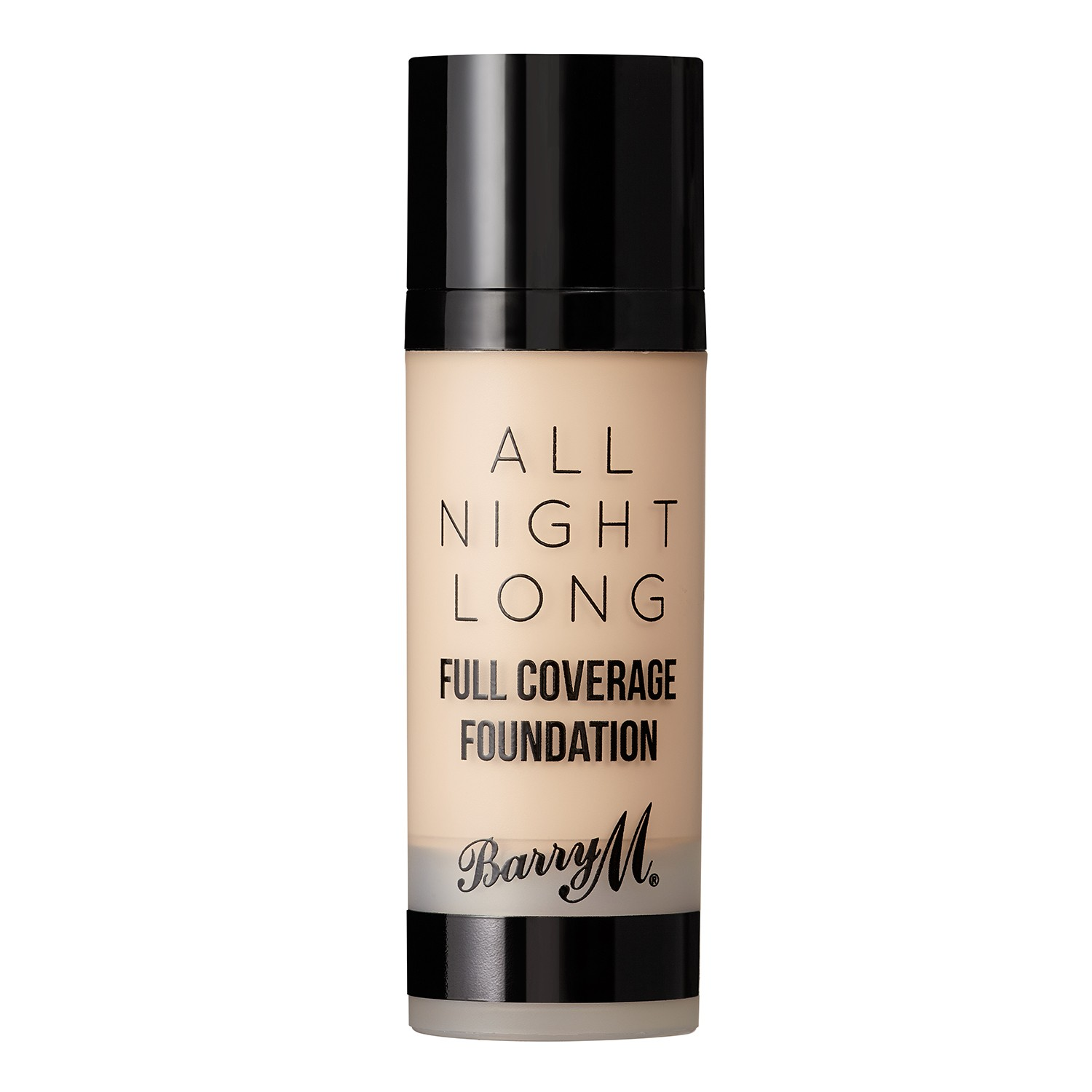 Image of Barry M Cosmetics - All Night Long Full Coverage Foundation (FO032CW2)