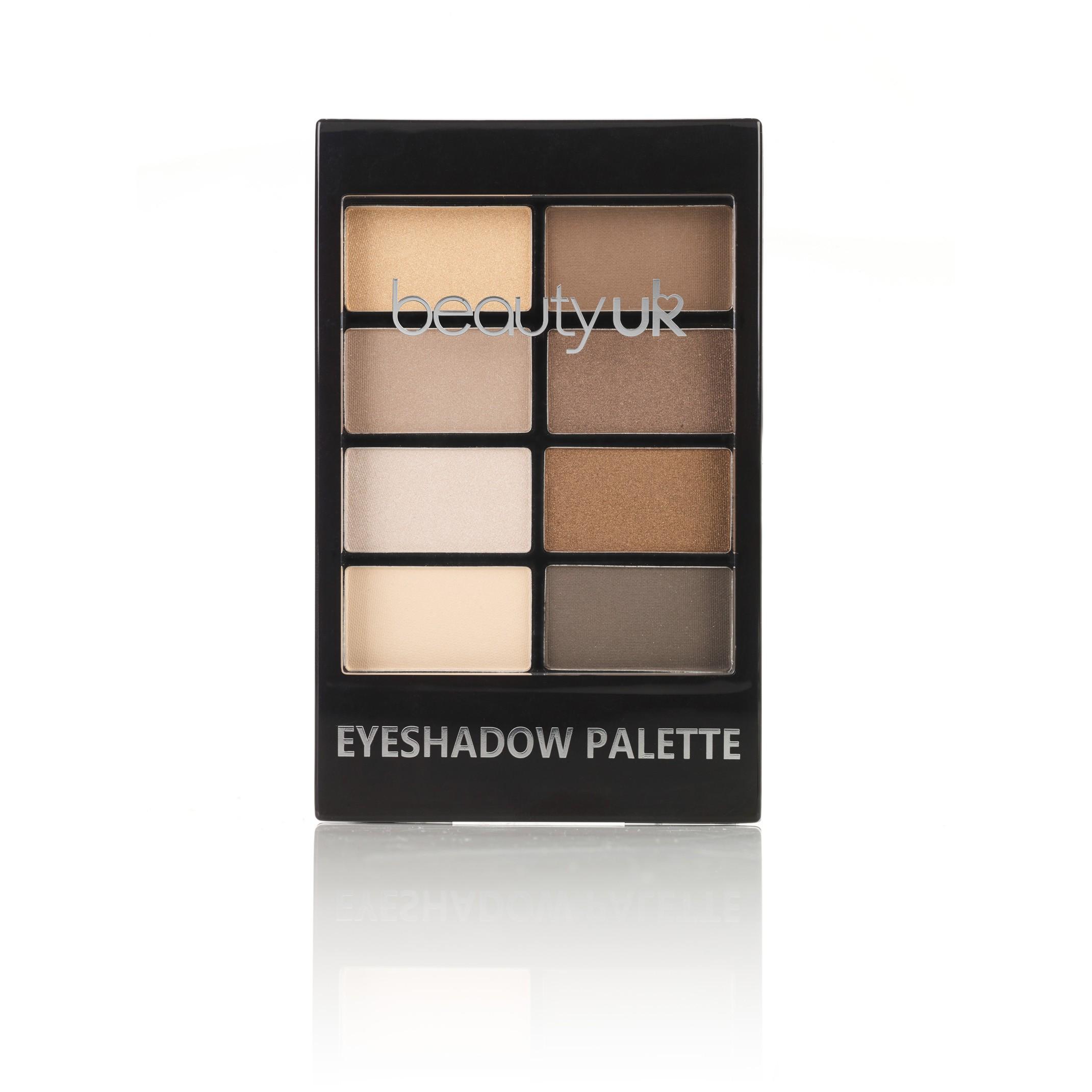 Image of beautyUK - Lidschatten-Palette - Eyeshadow Palette (ES024NB)