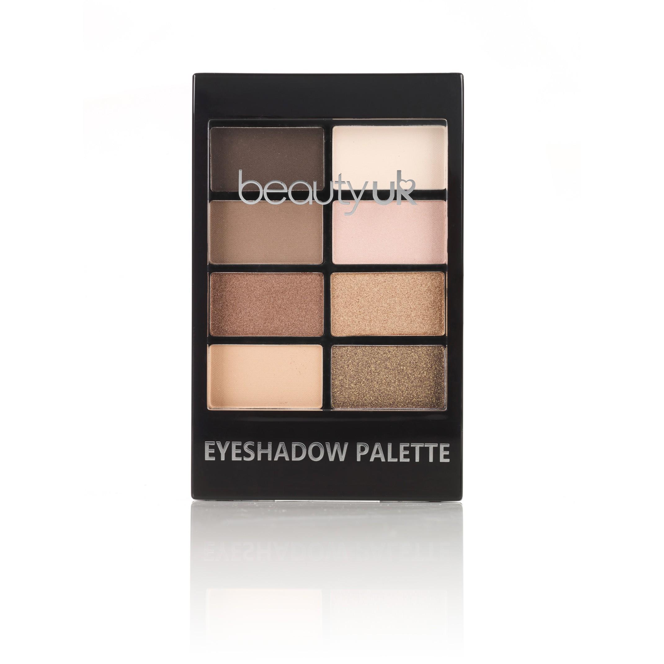 Image of beautyUK - Lidschatten-Palette - Eyeshadow Palette (ES024PU)