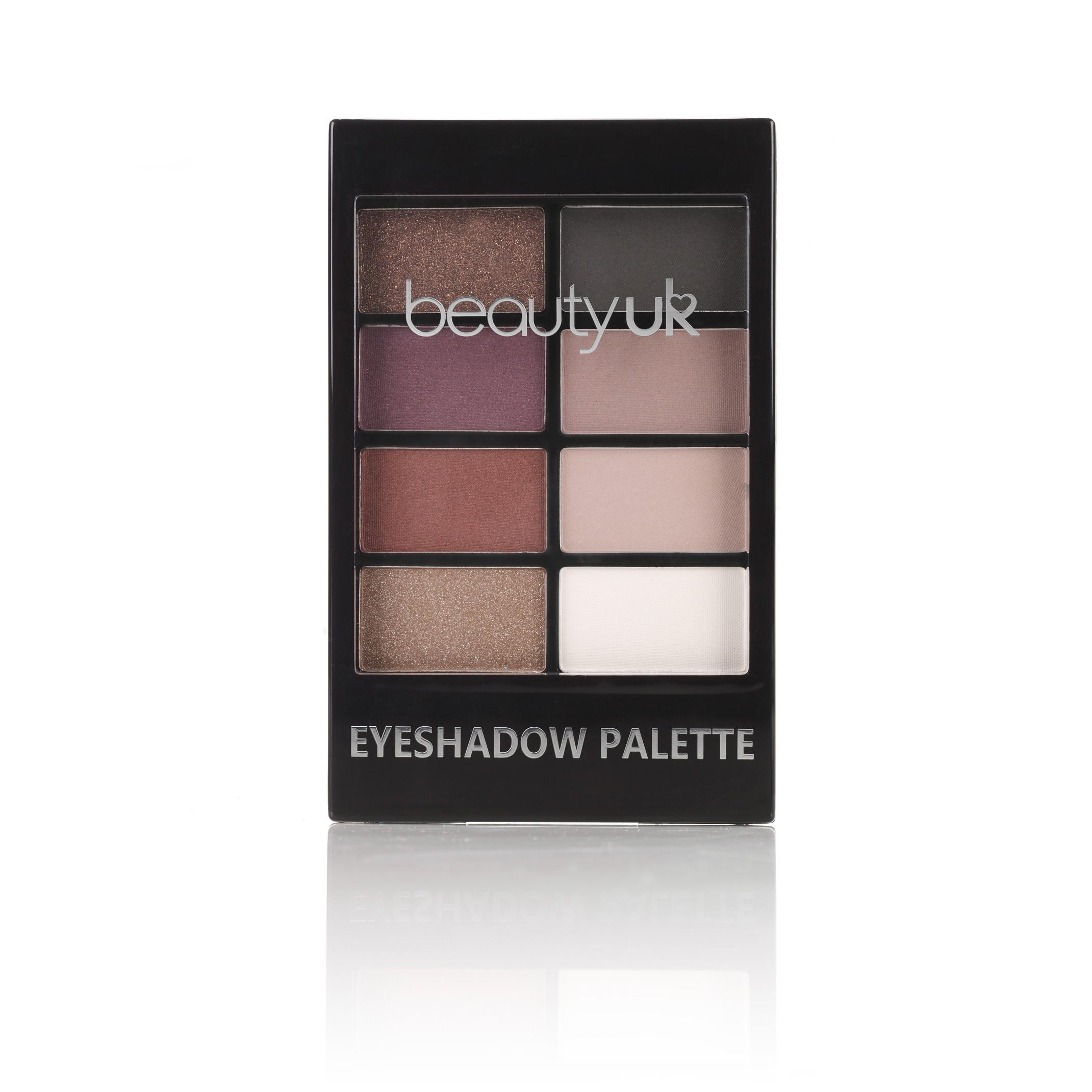 Image of beautyUK - Lidschatten-Palette - Eyeshadow Palette (ES024FK)