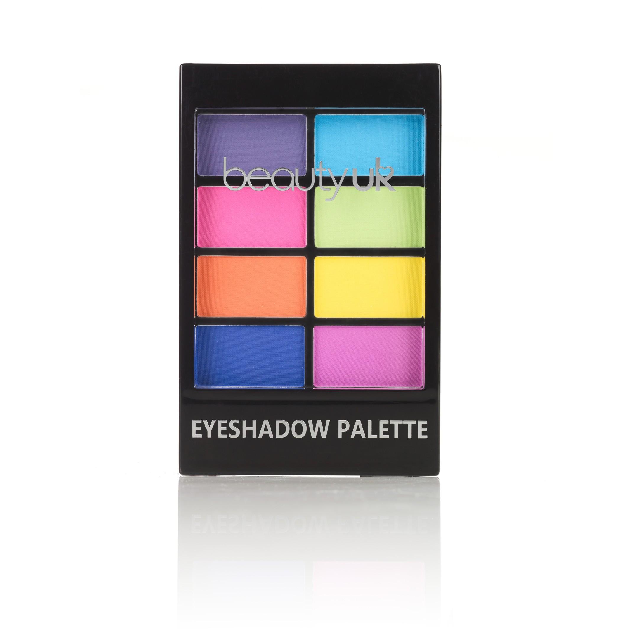 Image of beautyUK - Lidschatten-Palette - Eyeshadow Palette (ES024WW)