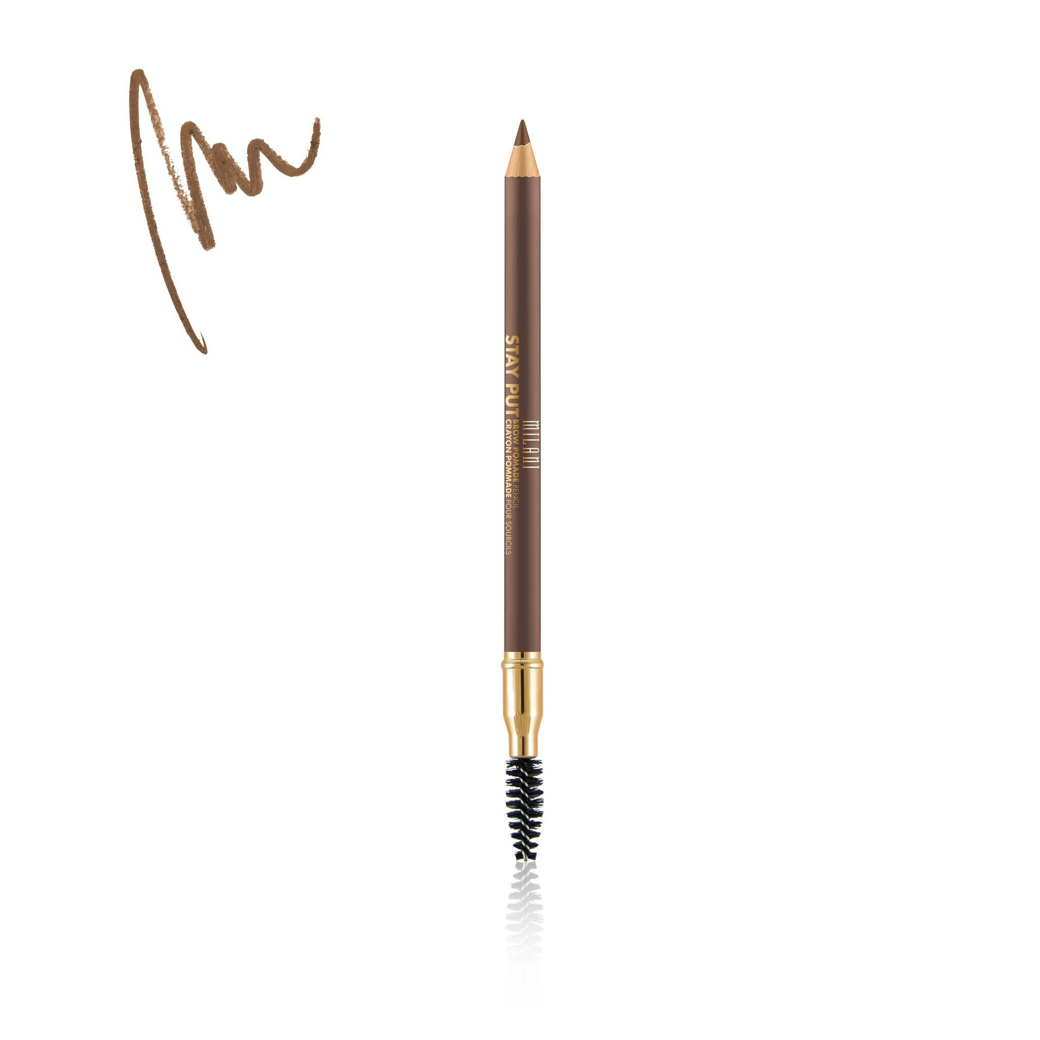 Milani Stay Put Brow Pomade Pencil Beautypalast