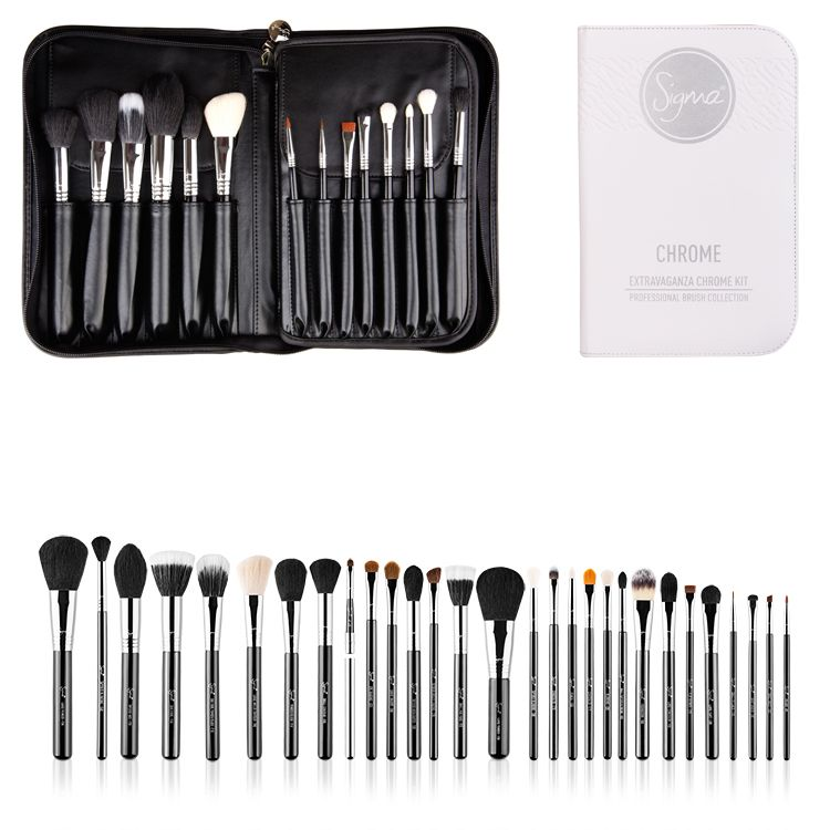 Ensemble de 29 Pinceaux - Complete Brush Kit