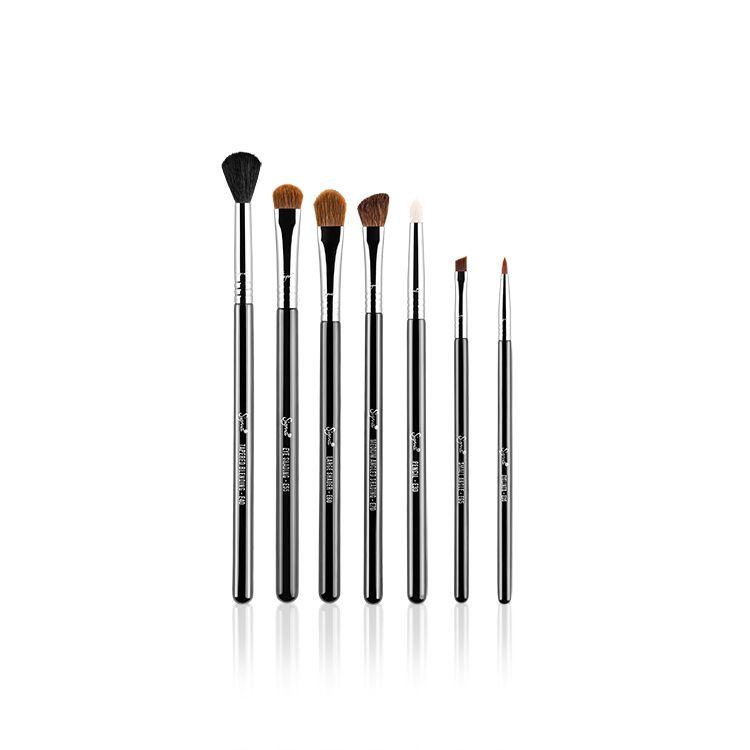7 Piece Brush Set - Basic Eye Brush Set