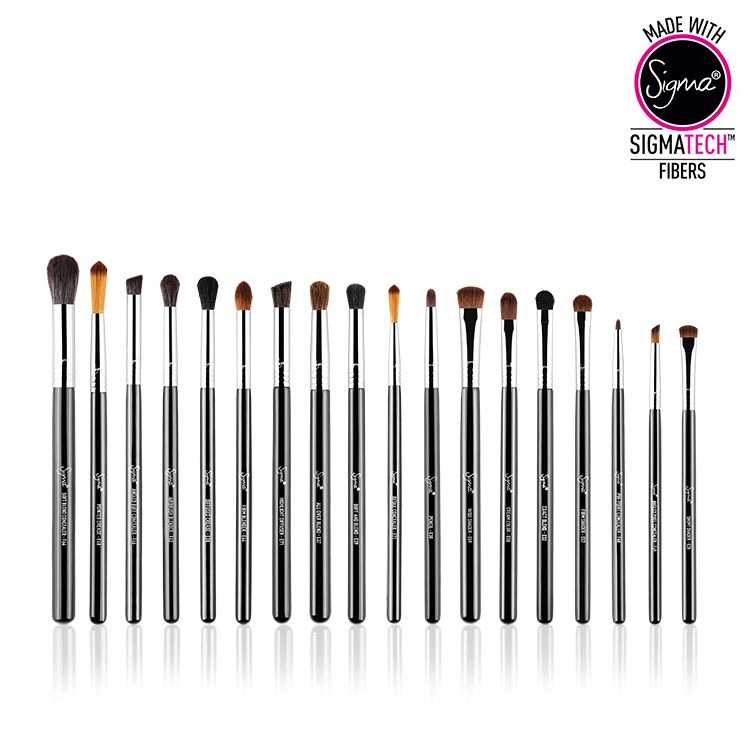 Sigma Beauty® 18-Teiliges Pinsel-Set