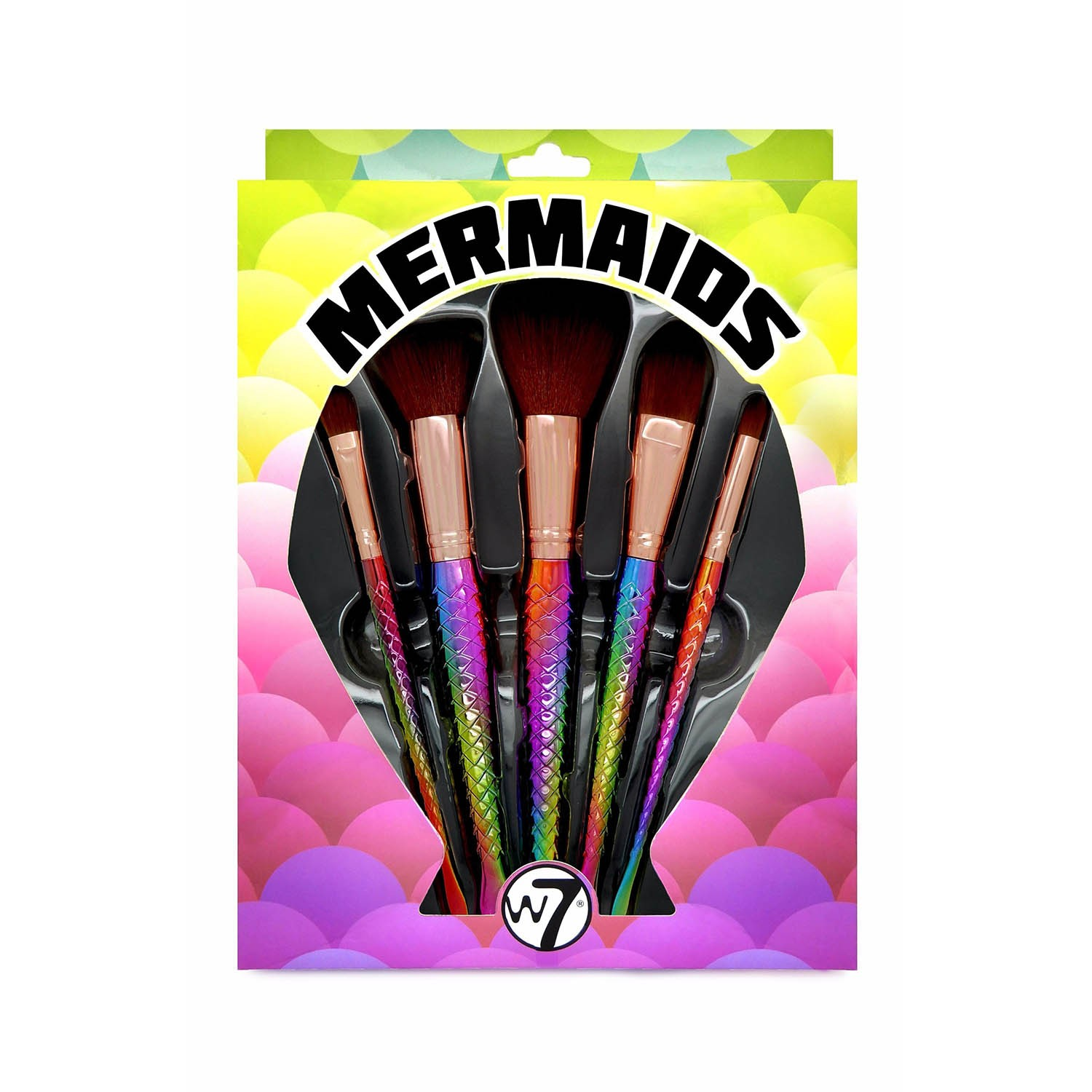 5-Teiliges Pinsel-Set - Mermaid Brush Collection