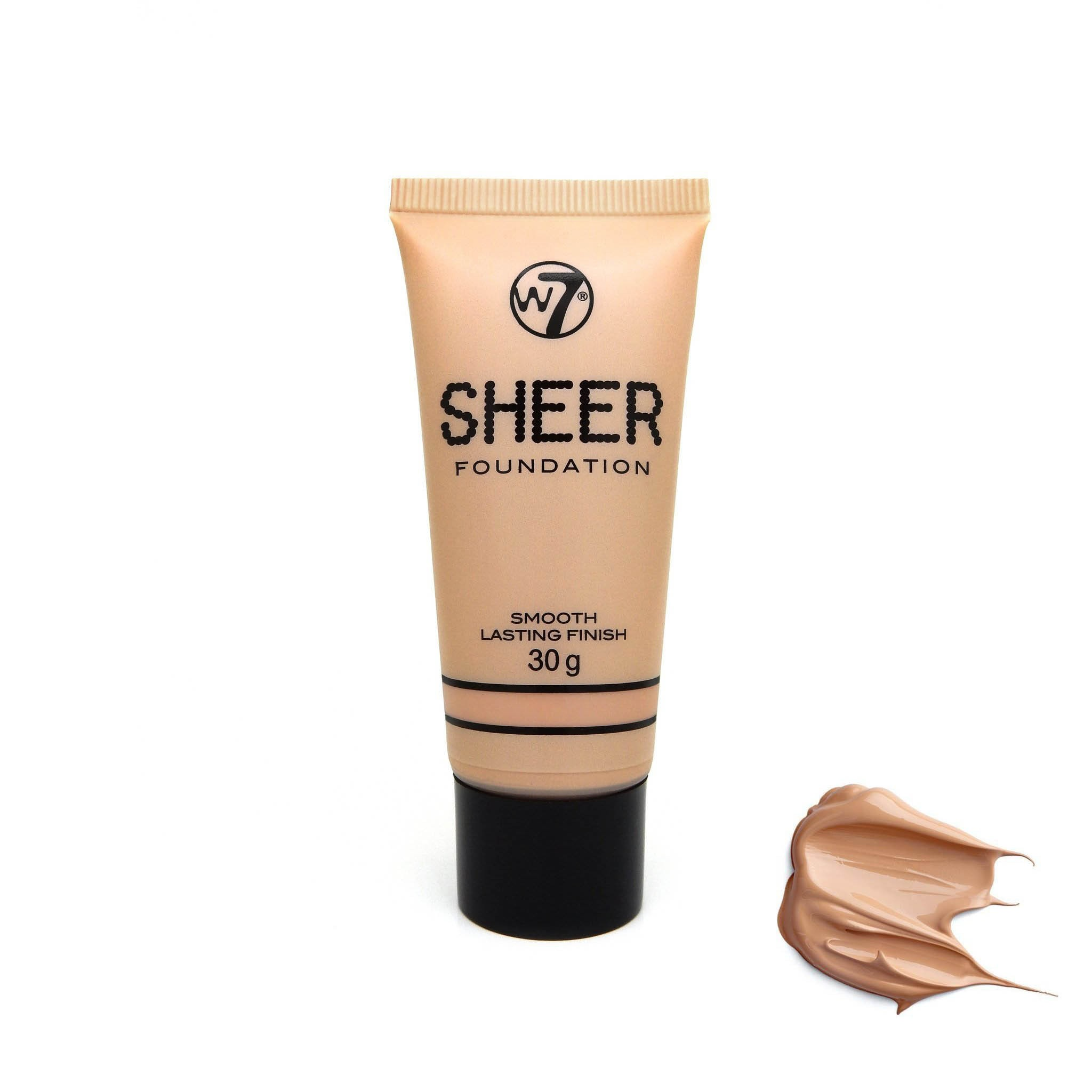 Sheer Foundation