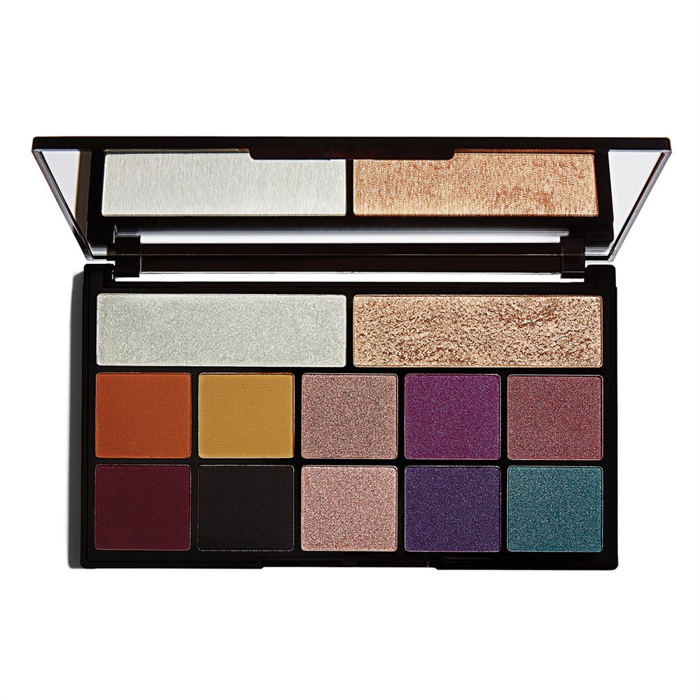 7caf1335e2f41 Eyeshadow & Highlighting Palette - Carmi Kiss Of Fire Palette