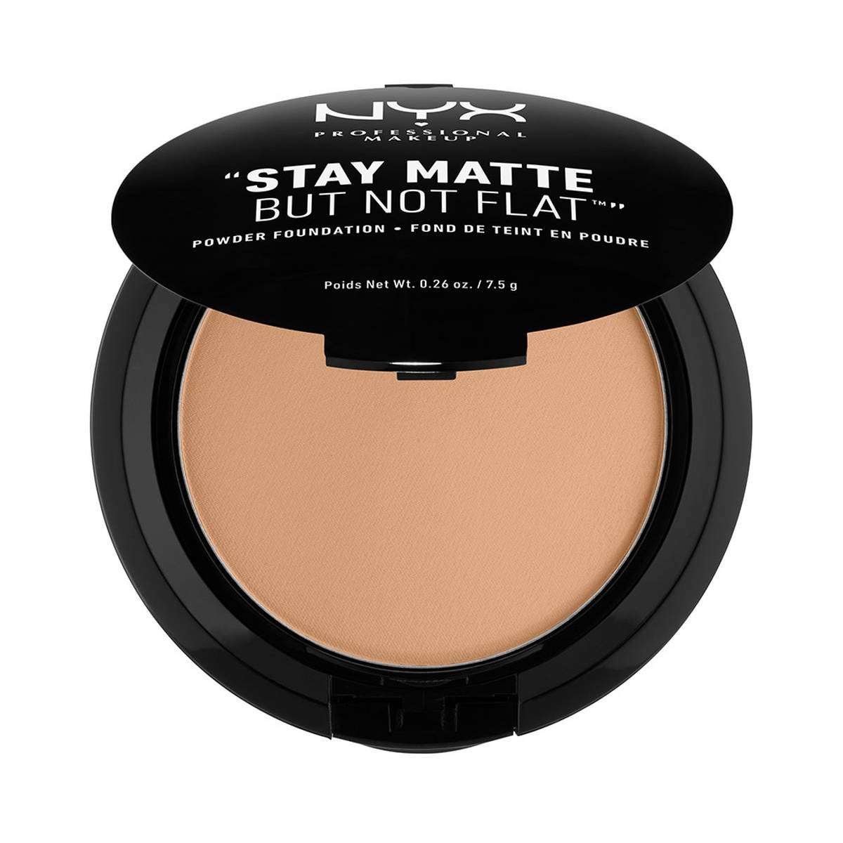Puder Foundation - Stay Matte But Not Flat Powder Foundation