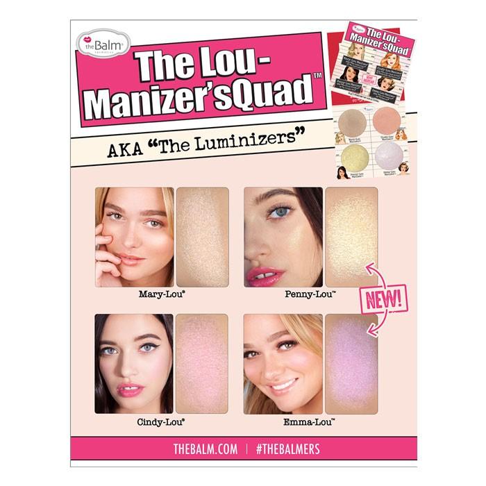 �ล�าร���หารู��า�สำหรั� The Balm The Lou- Manizer'sQuad