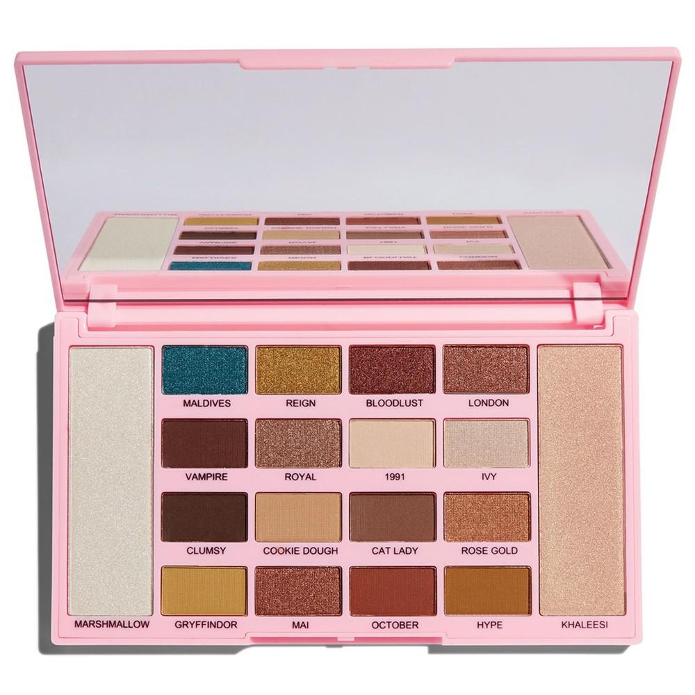 55df3a5513ca5 Kisu Eyeshadow & Highlighter Palette