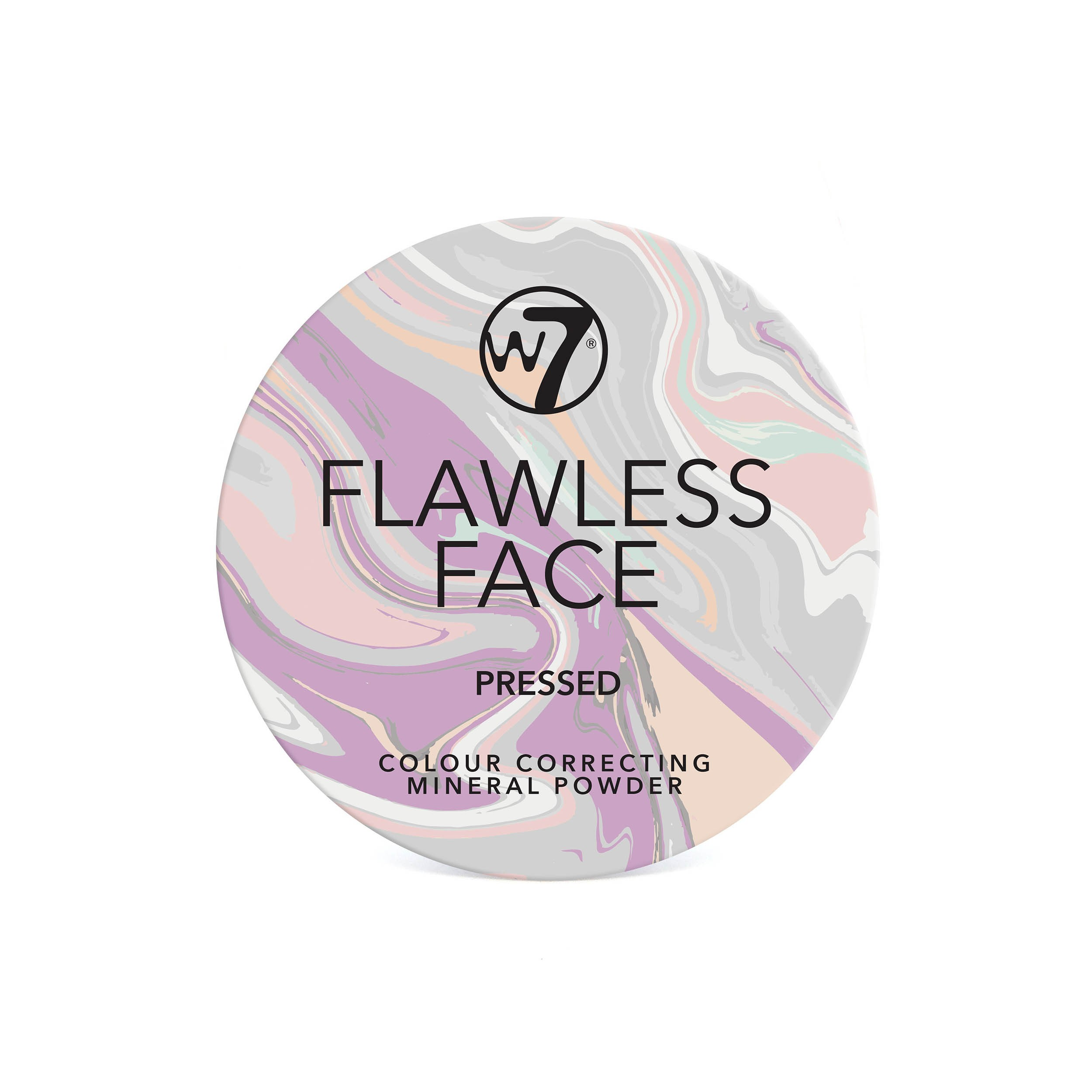 Puder - Flawless Face Colour Correcting Mineral Powder