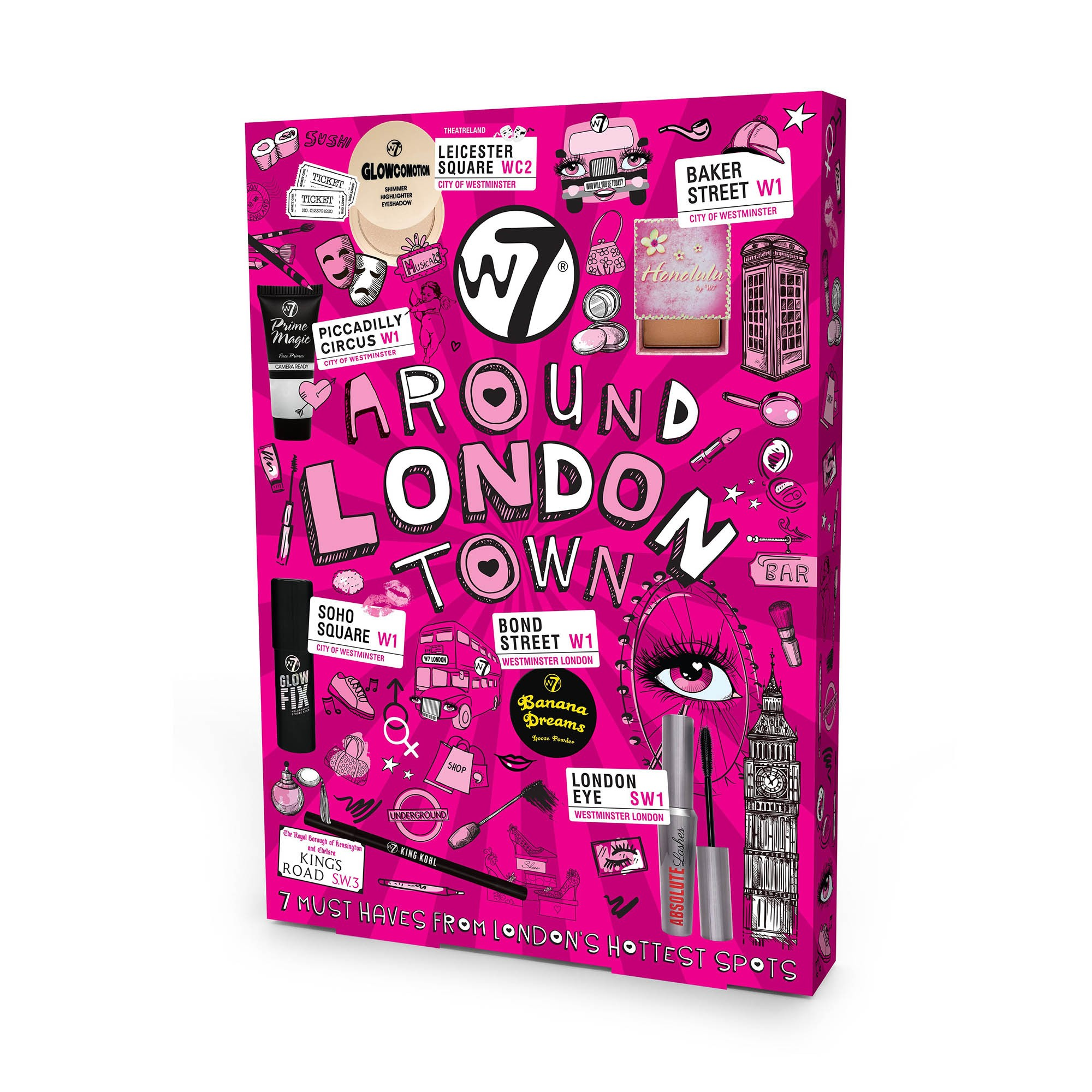 Make-Up Set - Around London Town
