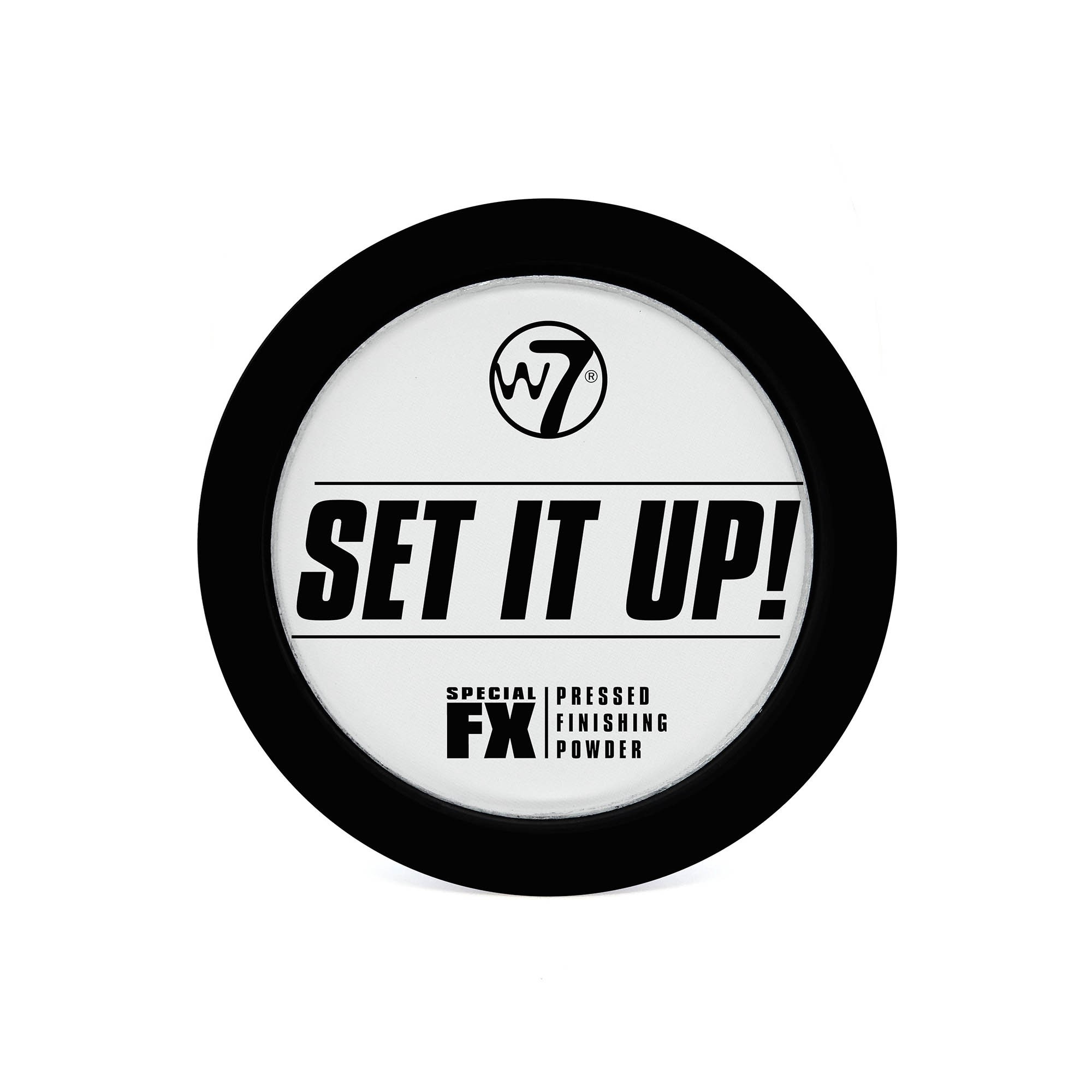 Puder - Set It Up! Special FX Pressed Finishing Powder