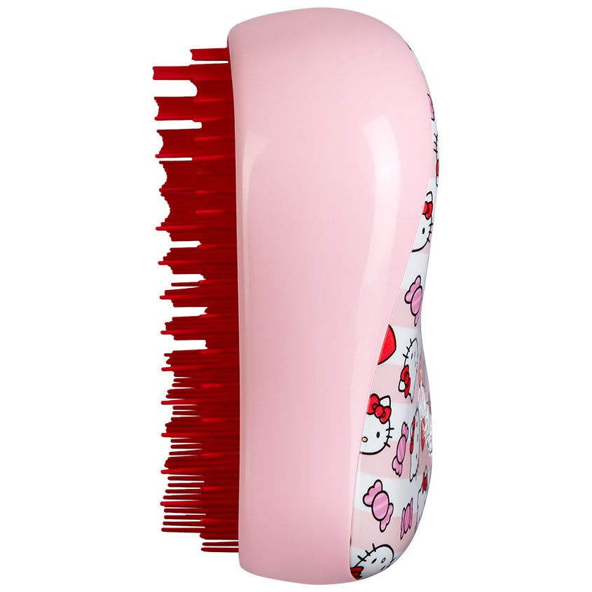 Haarbürste - Tangle Teezer Compact Styler Hello Kitty - Candy Stripes