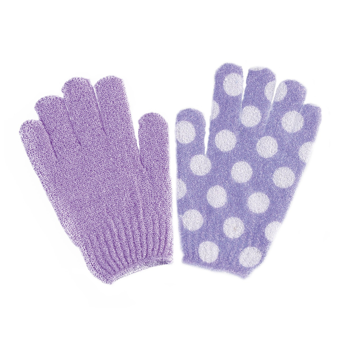 Peelinghandschuh - Exfoliating Shower Gloves (2 Paare)