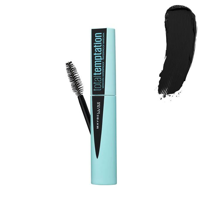 Total Temptation Waterproof Mascara (Wasserfest)