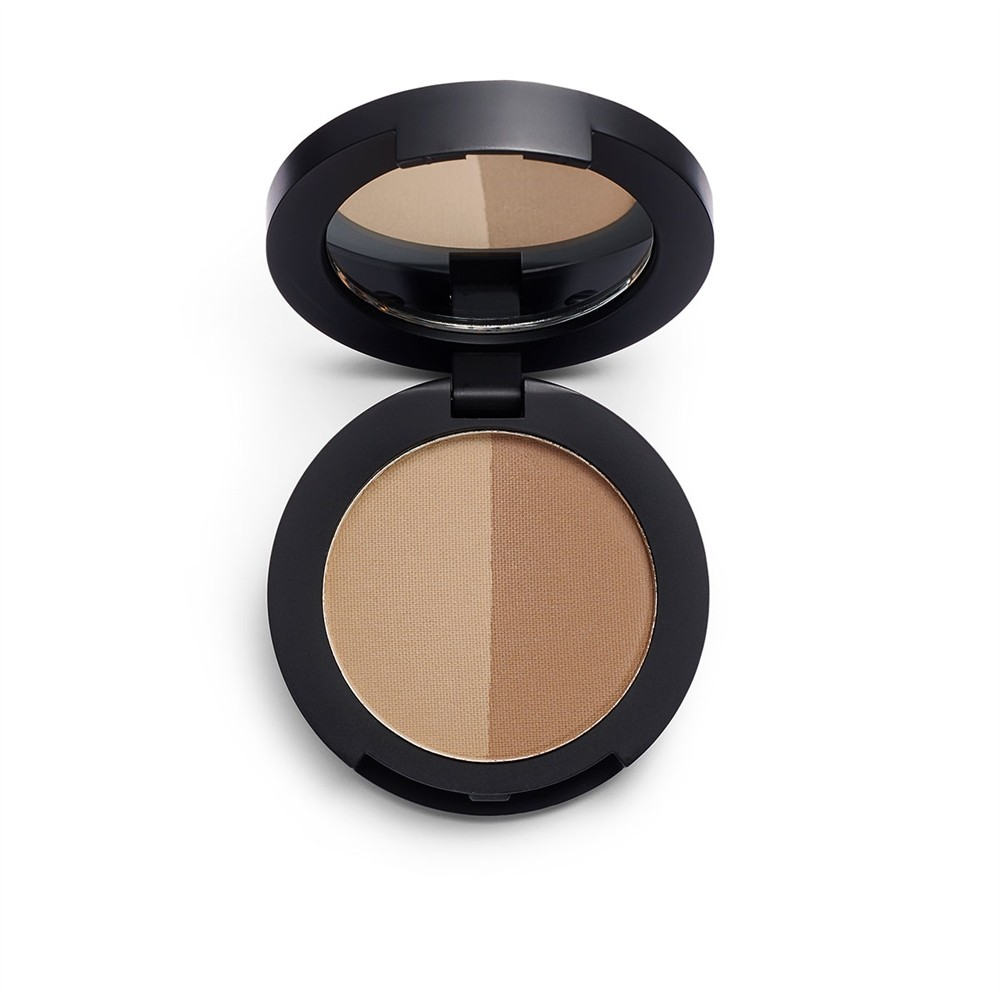 Augenbrauen-Puder - Duo Eyebrow Powder