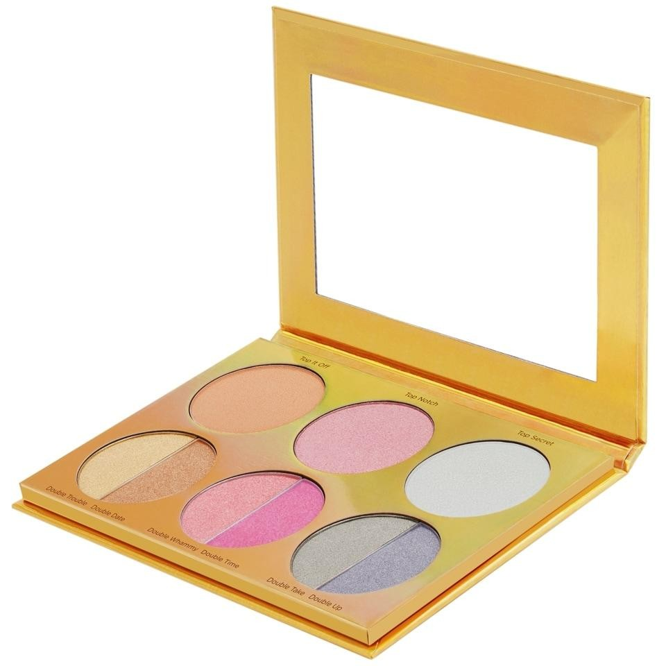 Highlighter-Palette-  Duolight Highlight - 9 Color Palette