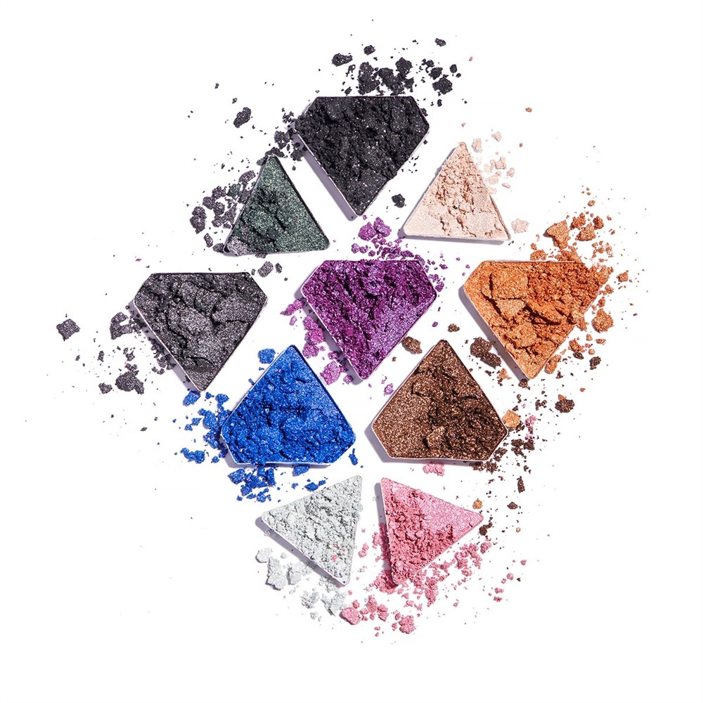 Lidschatten-Palette - Diamond Bright Eyeshadow Palette