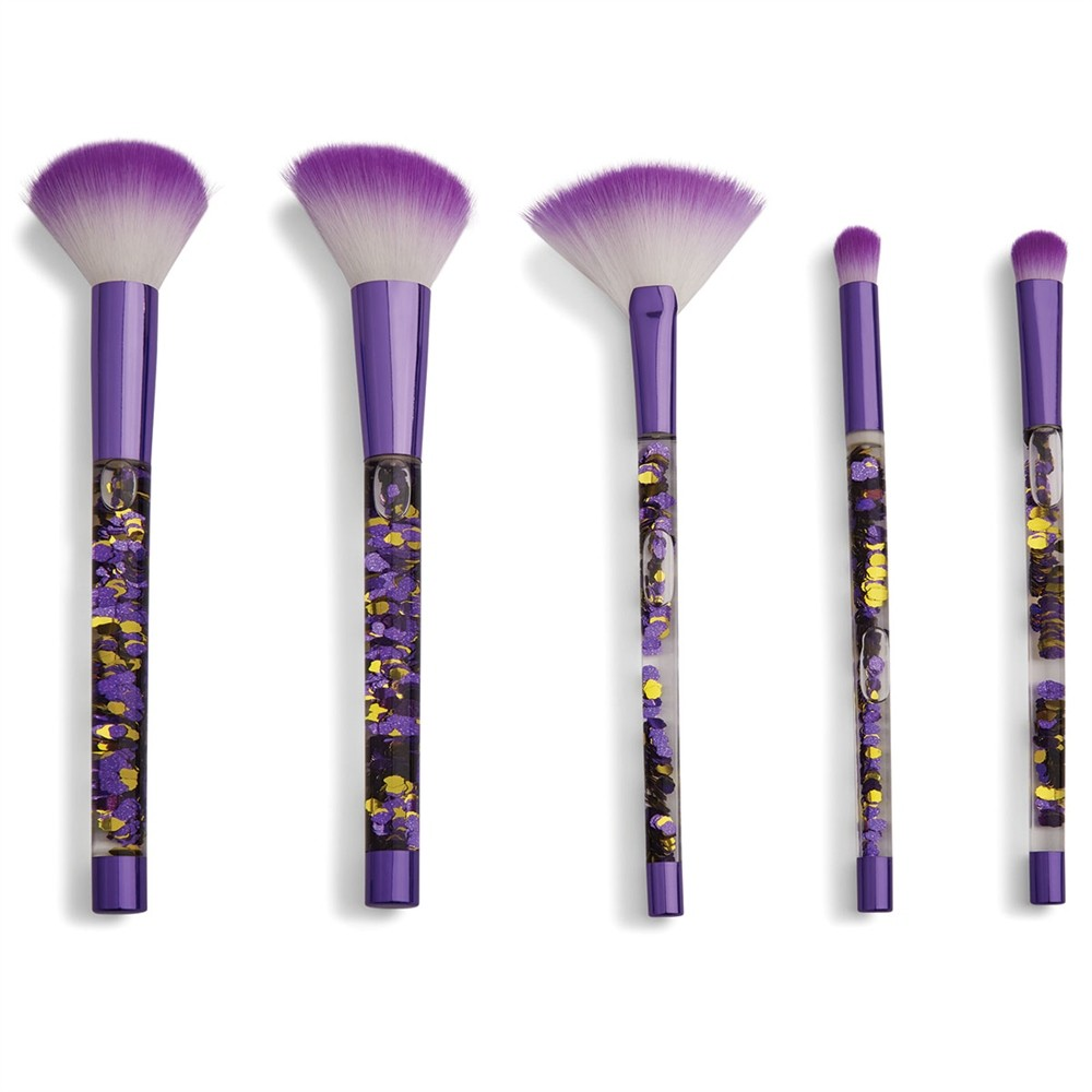 5-Teiliges Pinsel-Set - Fortune Seeker Glitter Brush Set
