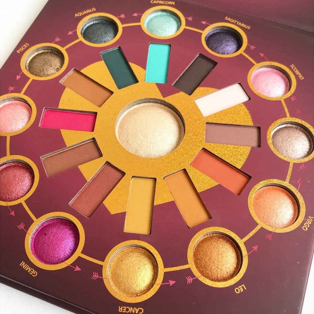 Lidschatten- & Highlighter-Palette - Zodiac Love Signs