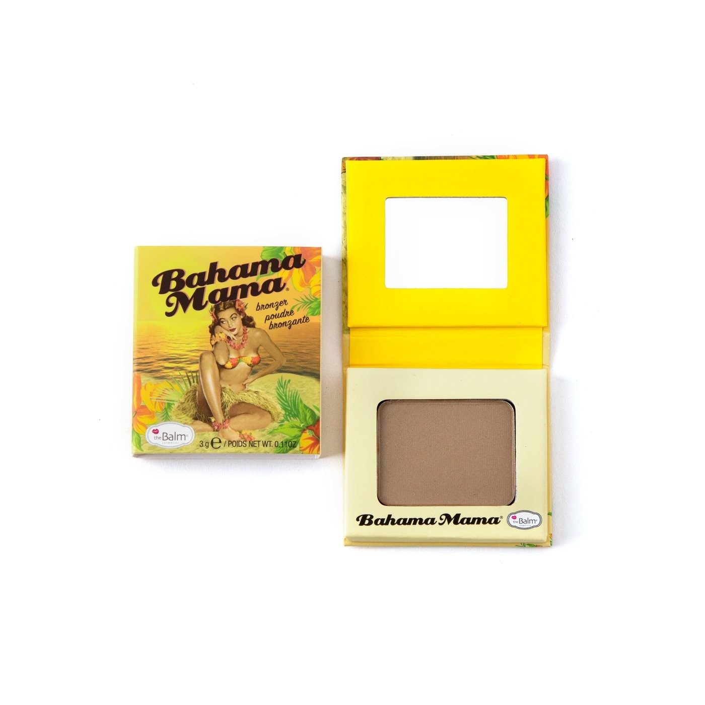 Bronzer, Shadow & Contour Powder - Bahama Mama Travel Size
