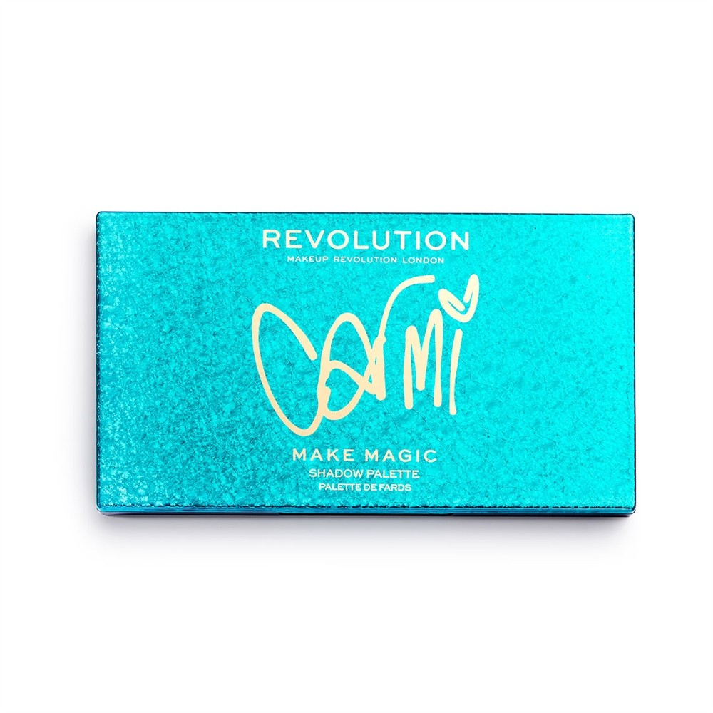 Revolution x Carmi Make Magic Shadow Palette
