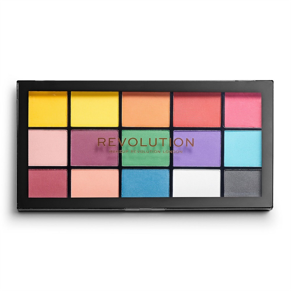 Eyeshadow Palette - Re-Loaded Palette