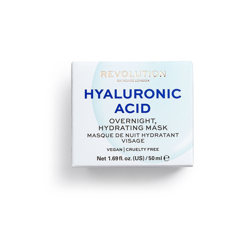 Nachtmaske - Hyaluronic Acid Overnight Hydrating Face Mask