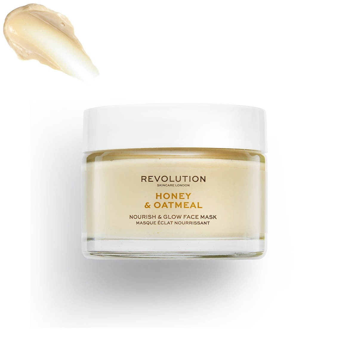 Gesichtsmaske - Honey & Oatmeal Nourish & Glow Face Mask