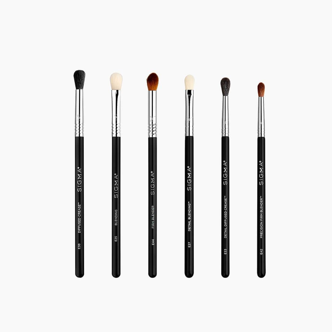 6-Teiliges Pinsel-Set - Ultimate Blending Brush Set