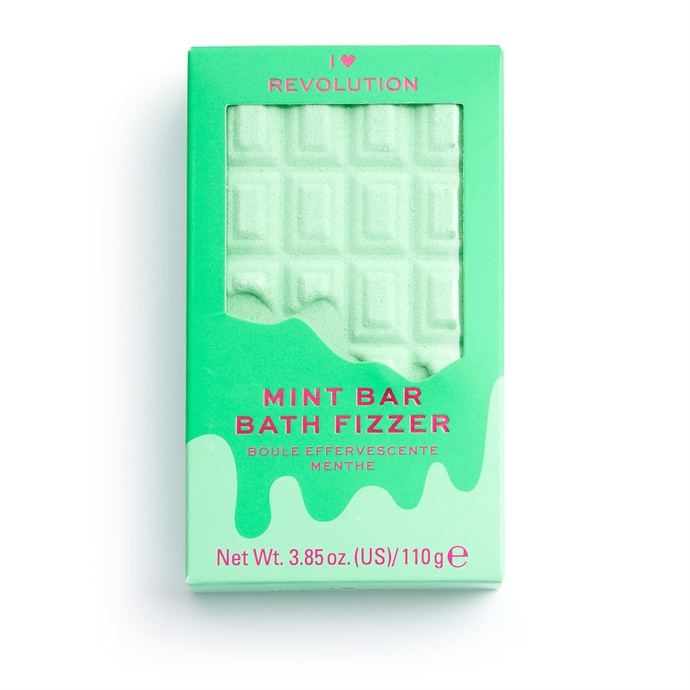 Chocolate Bar Bath Fizzer