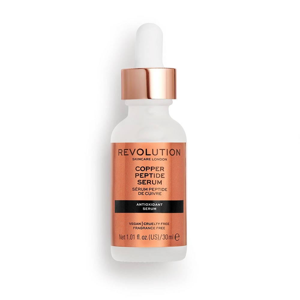 Gesichtsserum - Copper Peptide Serum - Antioxidant Serum