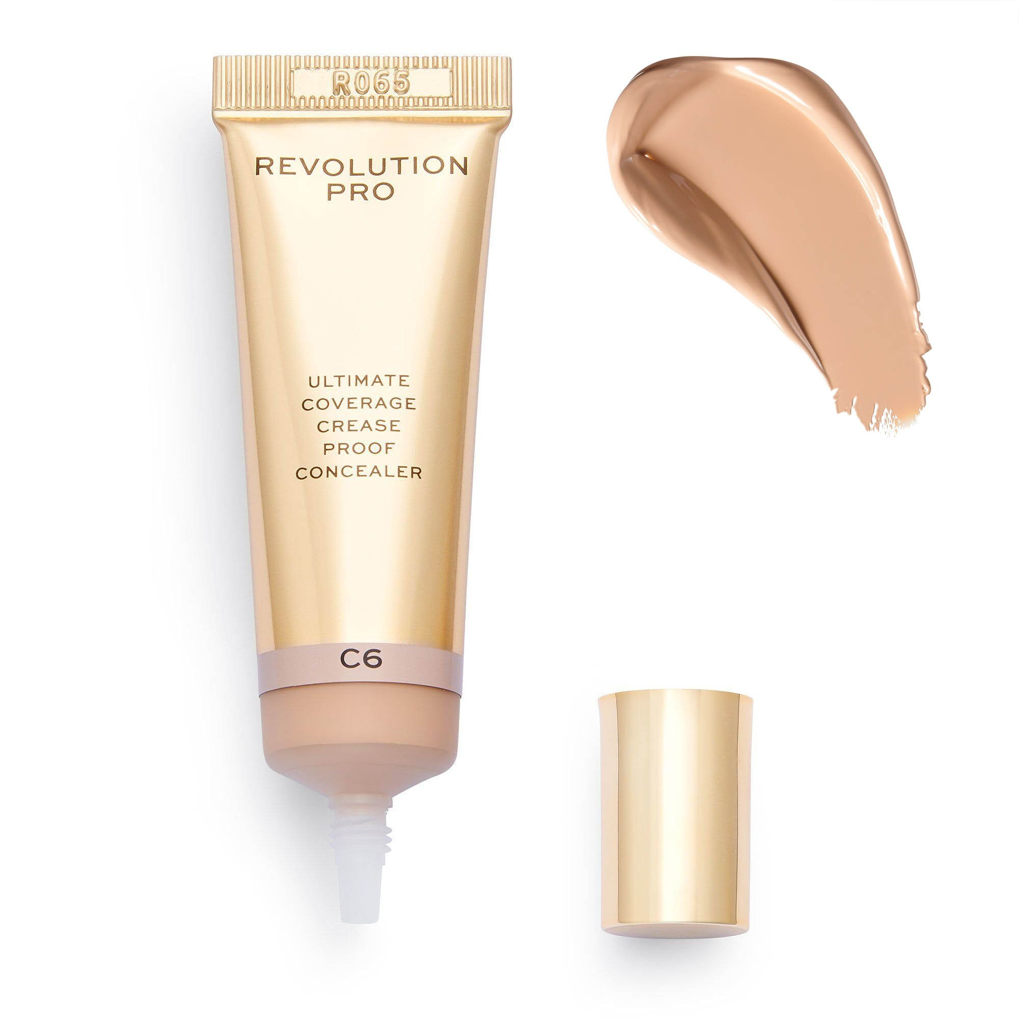 Flüssig-Concealer - Ultimate Coverage Crease Proof Concealer
