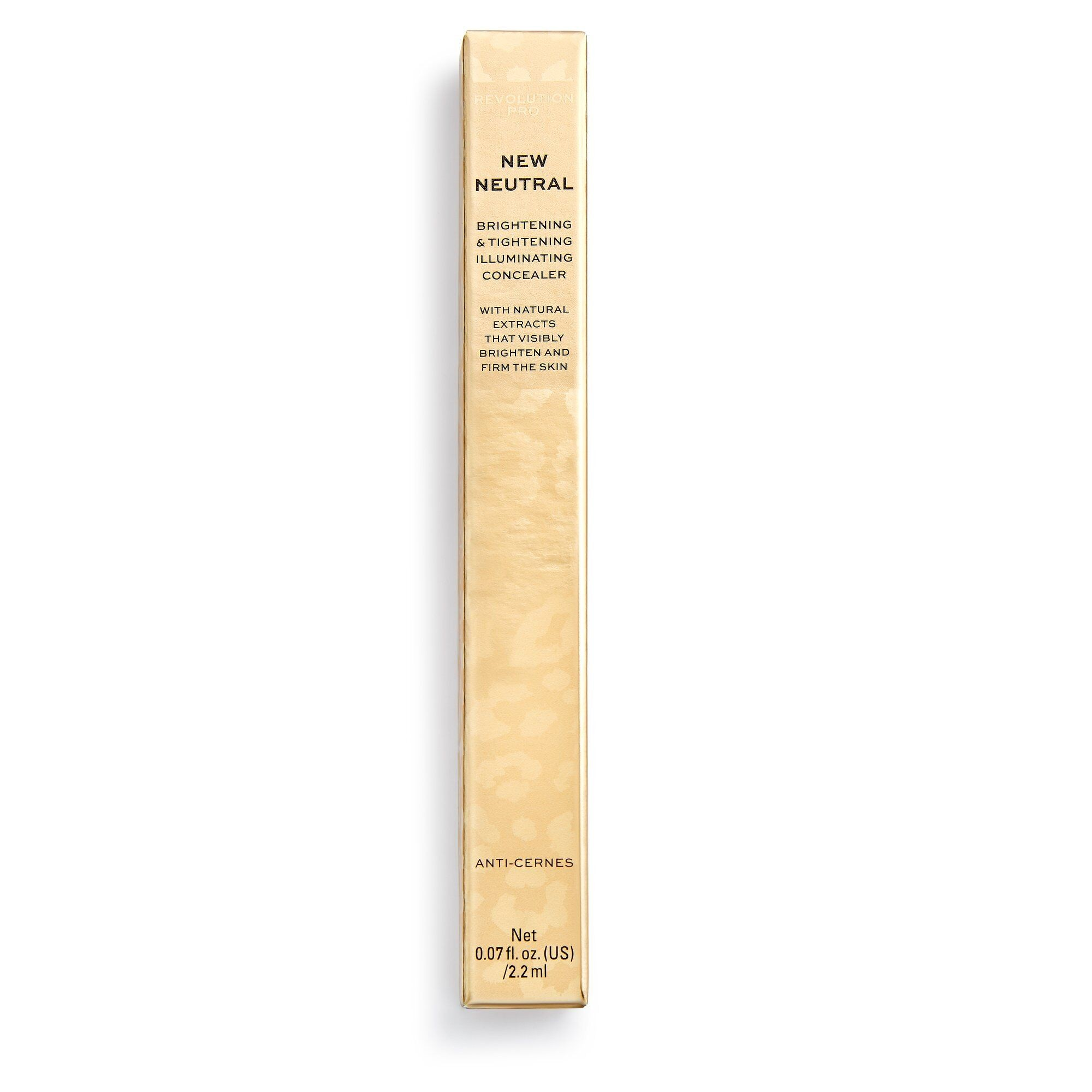 Correcteur Liquid - Brightening & Tightening Under Eye Concealing Wand