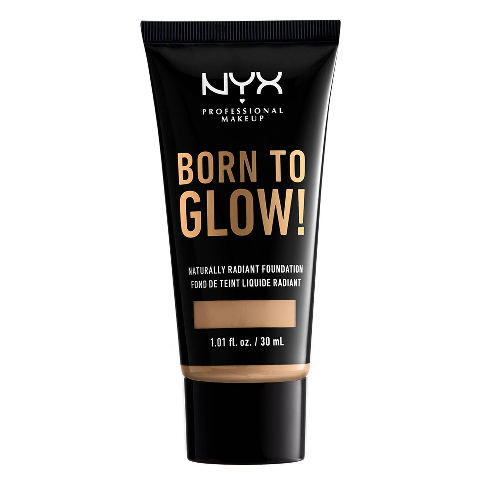 Fond de Teint - Born To Glow! Naturally Radiant Foundation