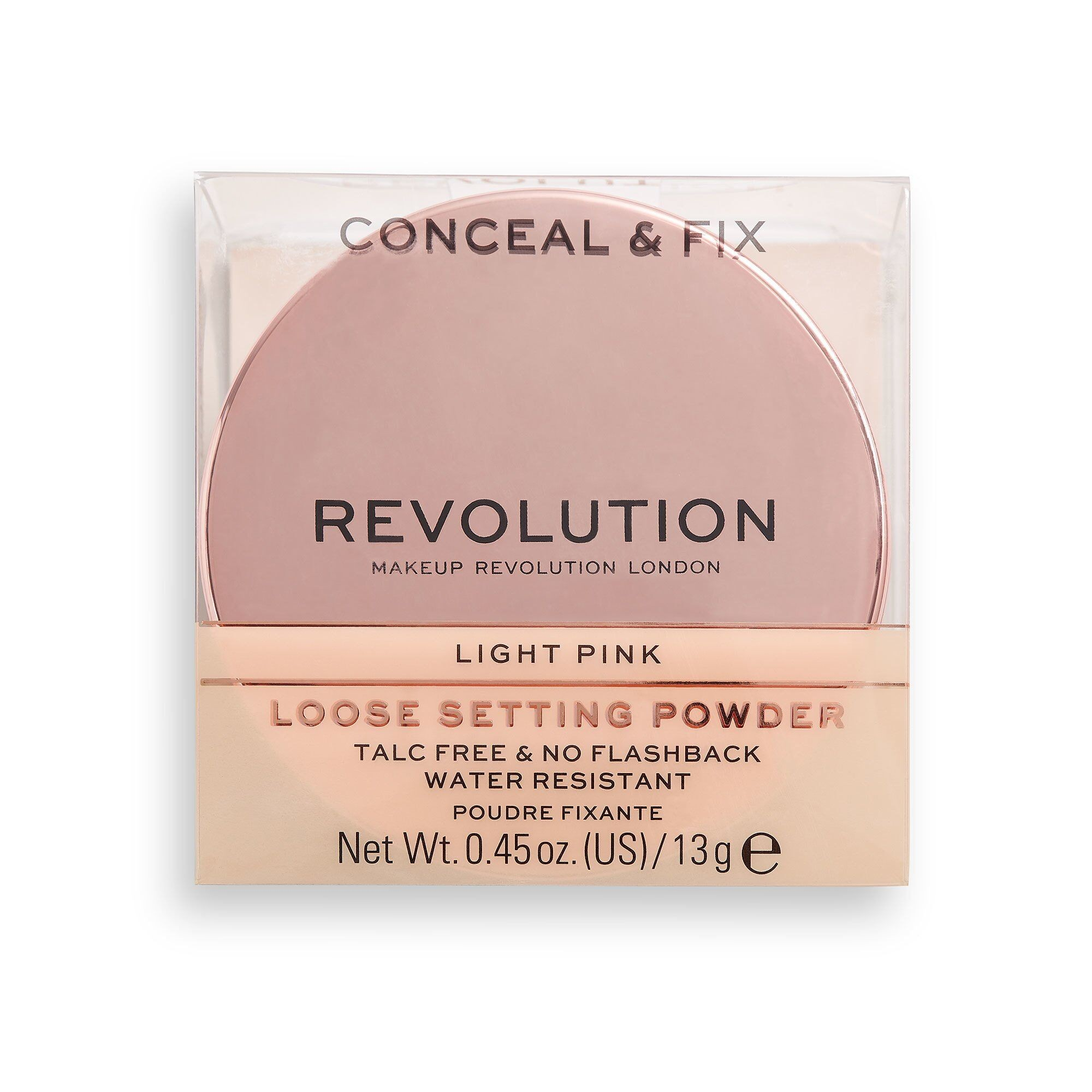 Puder - Conceal & Fix Setting Powder