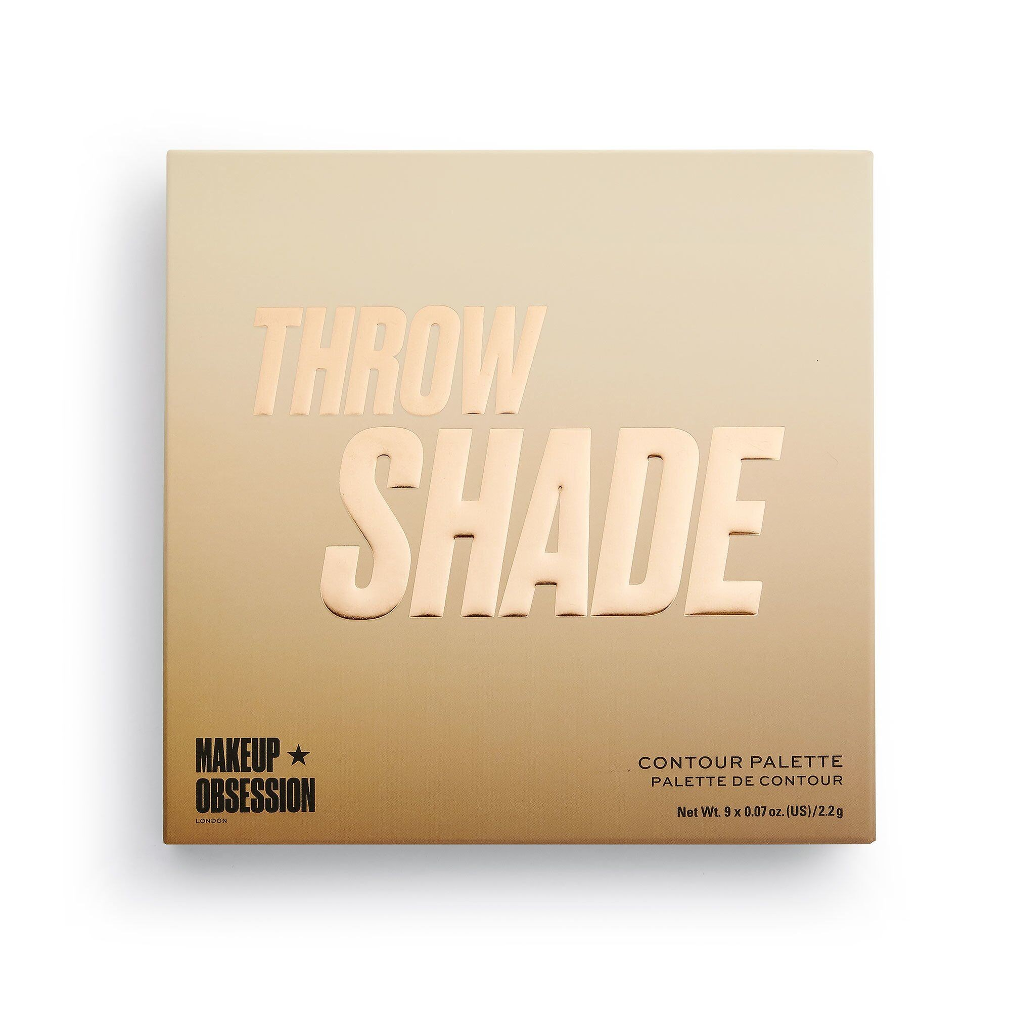 Throw Shade Contour Palette