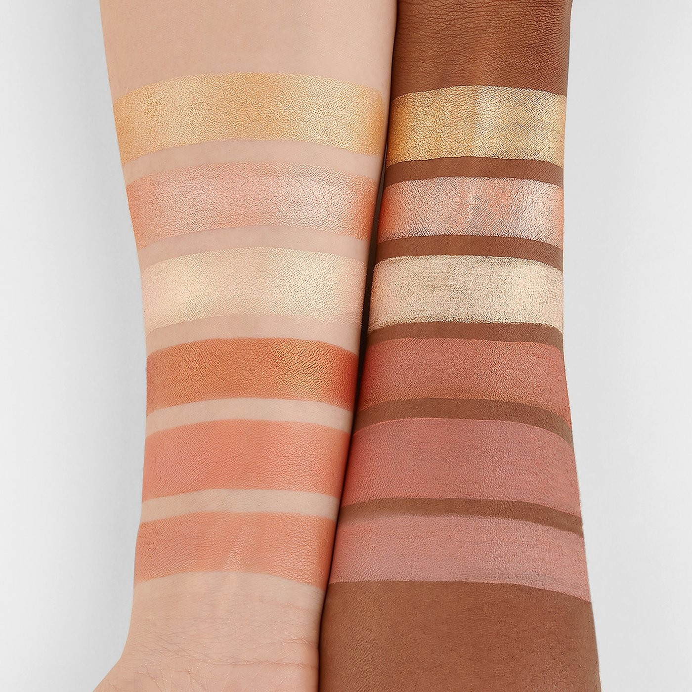 Blush- & Highlighter-Palette - Glowing In Greece - 6 Color Blush & Highlighter Palette