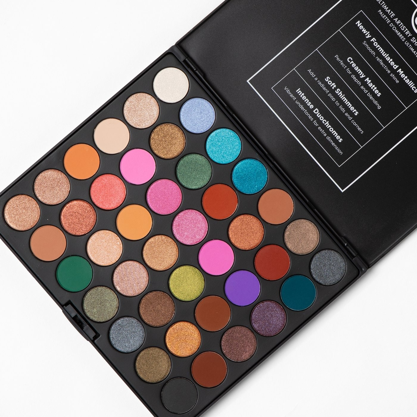 Lidschatten-Palette - Ultimate Artistry - 42 Color Shadow Palette