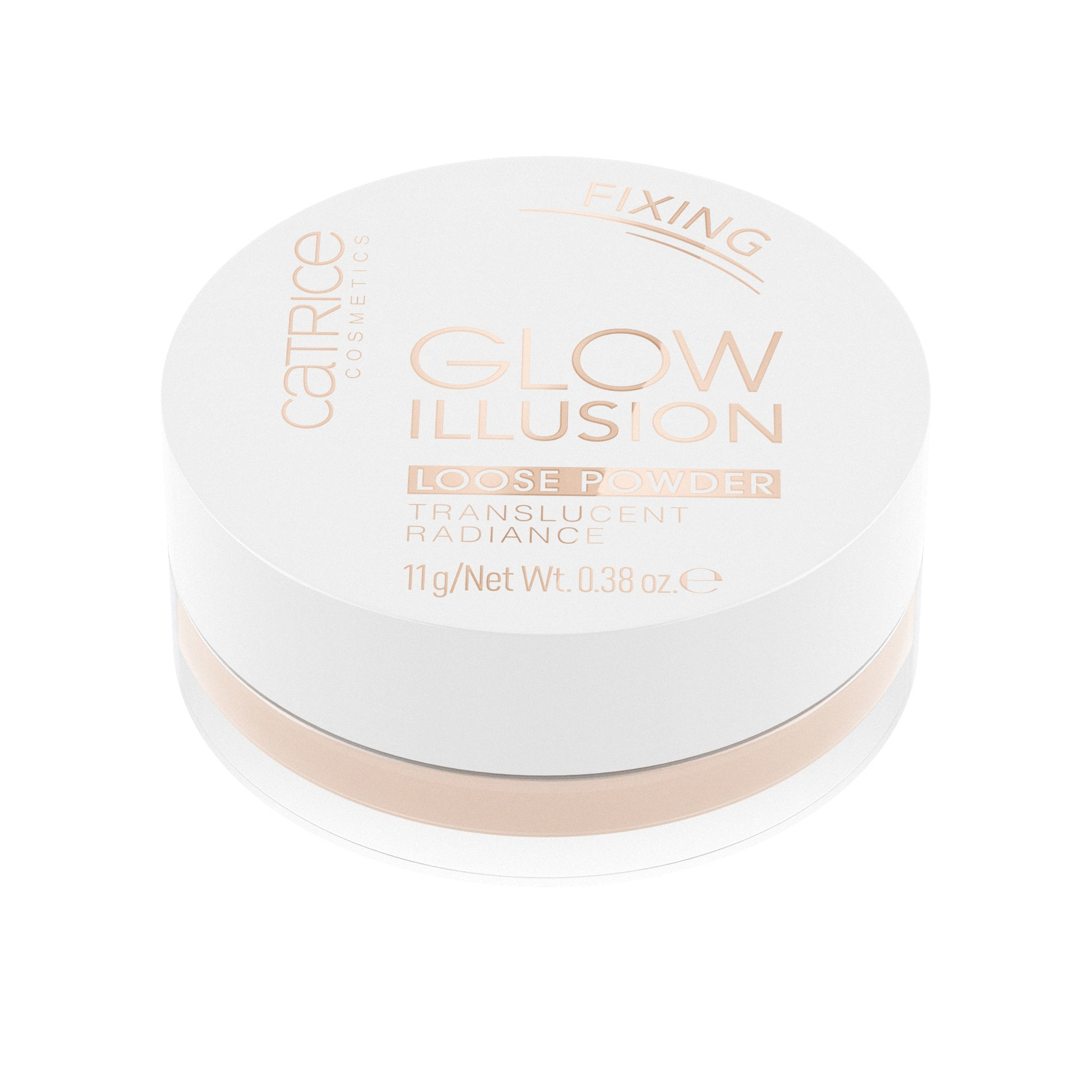Puder - Glow Illusion Loose Powder