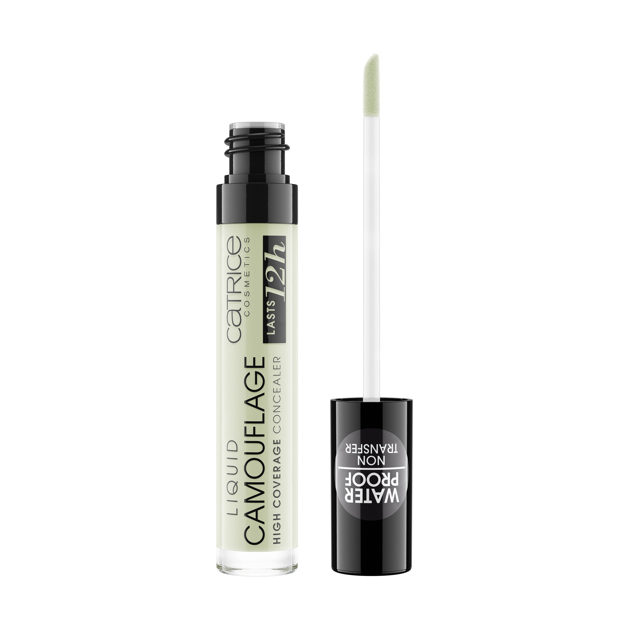 Flüssig-Concealer - Liquid Camouflage High Coverage Concealer