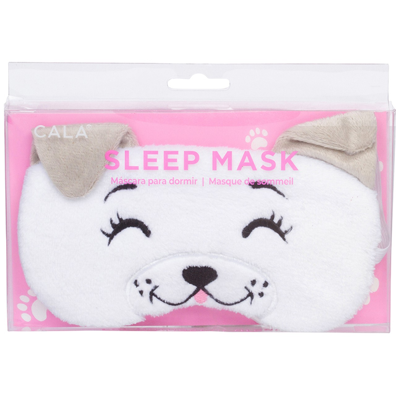 Schlafmaske - Sleep Mask - Lola The Puppy