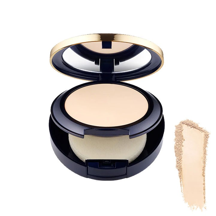 Puder-Foundation - Double Wear Stay-In-Place Powder Makeup SPF 10
