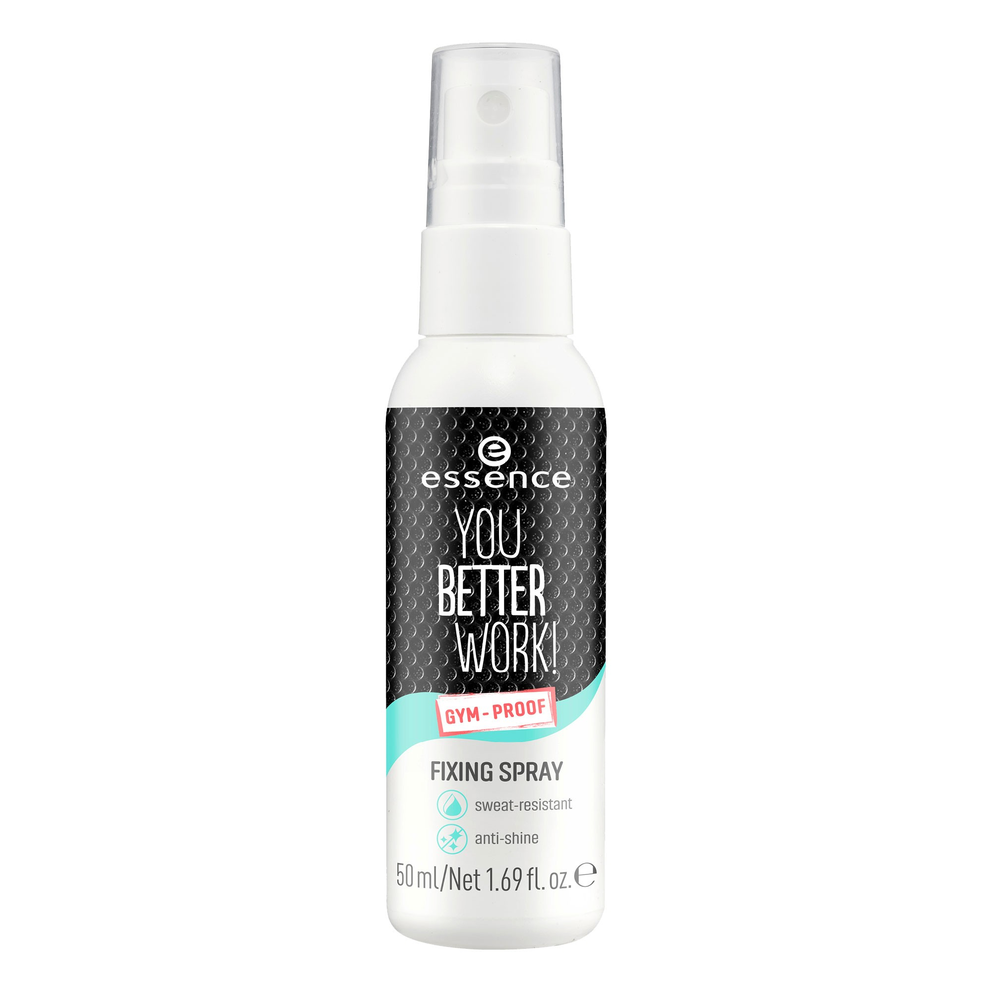 Make-Up Fixierspray - You Better Work! Fixing Spray