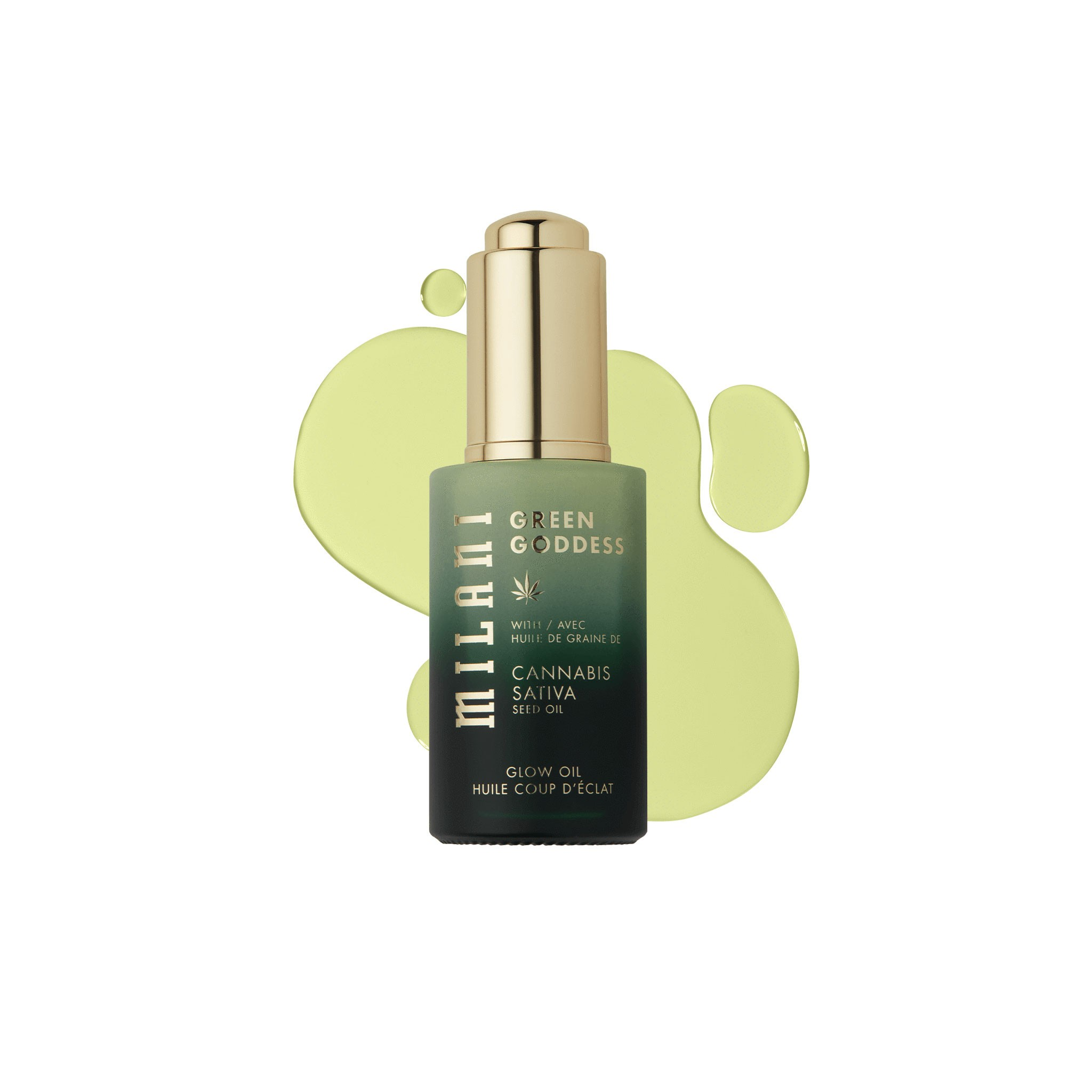Gesichtsöl - Green Goddess Glow Oil