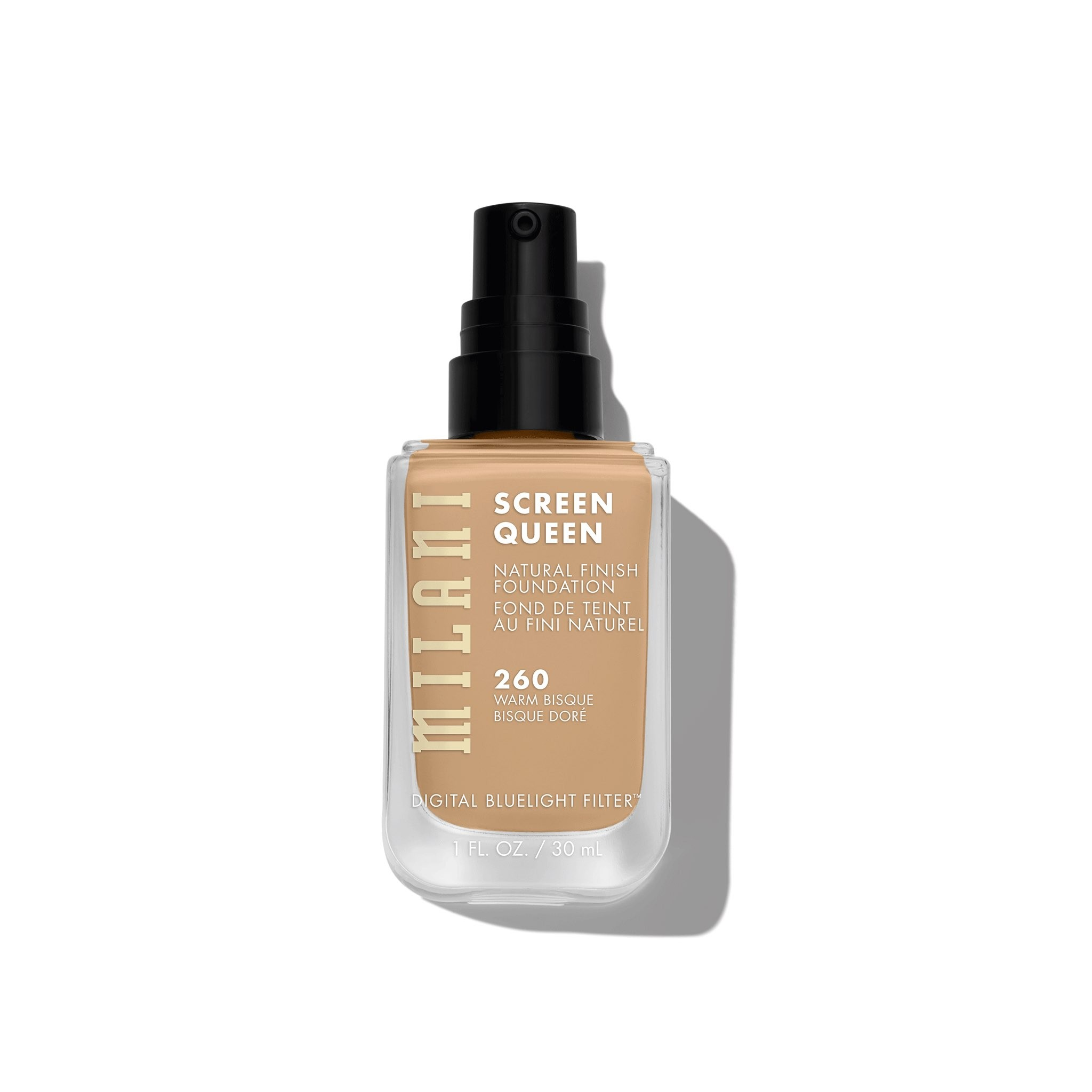 Screen Queen Natural Finish Foundation