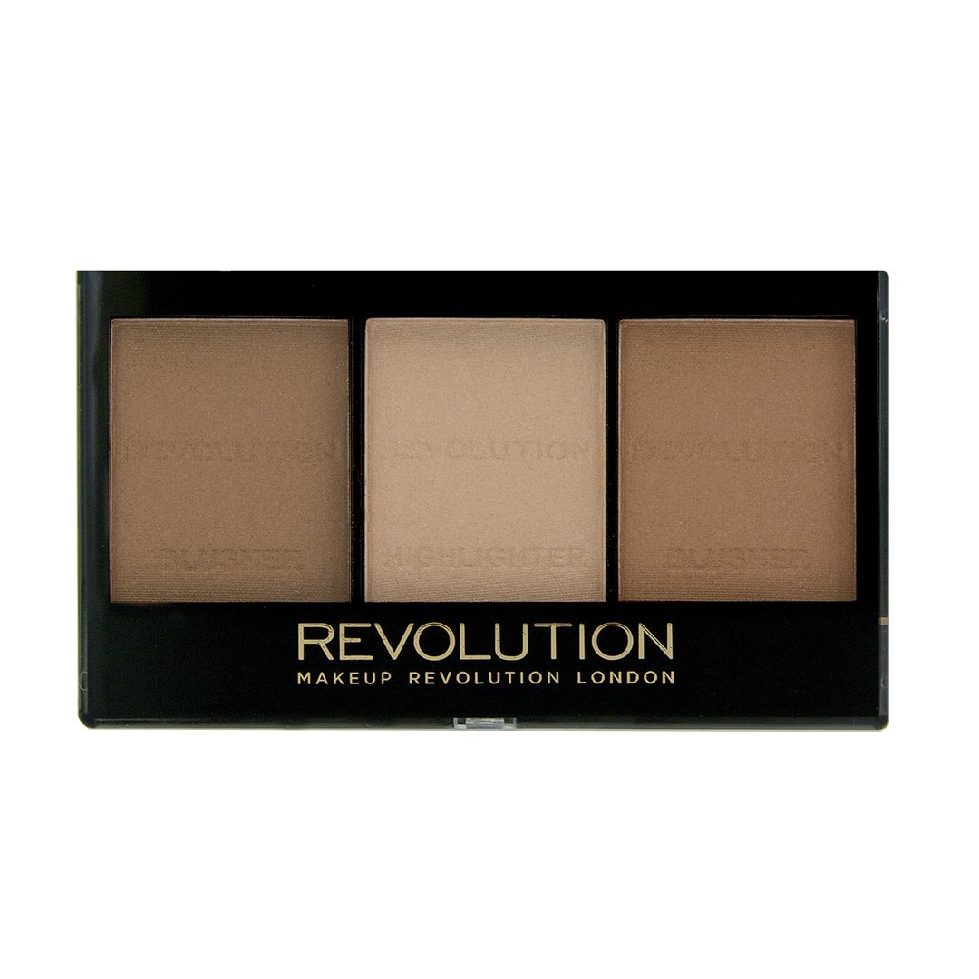 Contour-, Highlighting- & Bronze-Palette - Ultra Brightening Contour Kit