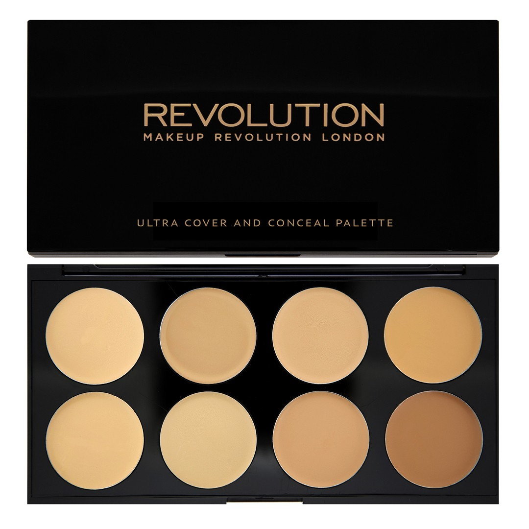 Palette Correctrice - Ultra Cover And Concealer Palette